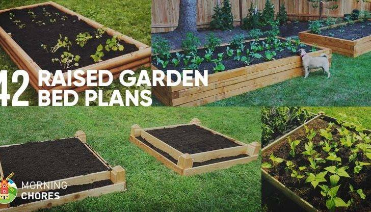 Diy Raised Garden Bed Plans Ideas Can Build Day