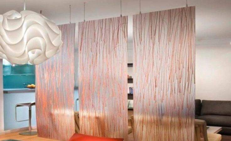 Diy Room Divider Ideas Small Spaces Dividers
