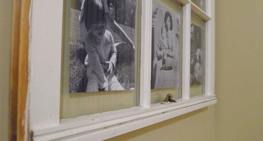 Diy Rustic Frame Sweetsourmoments