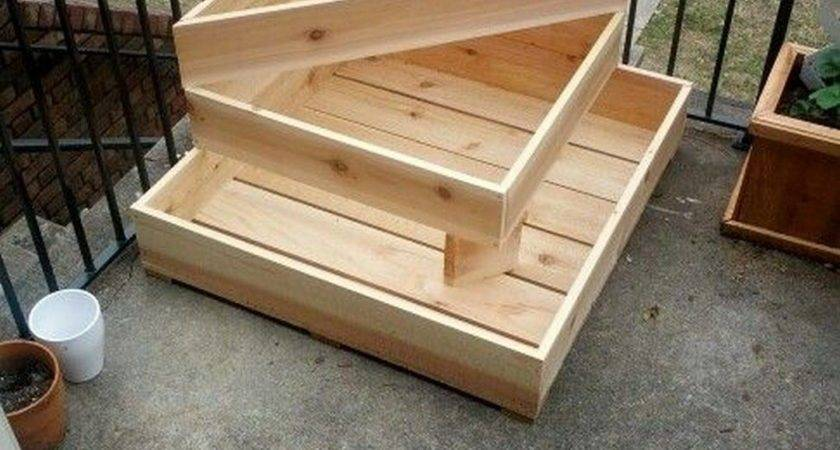 Diy Rustic Wood Planter Box Ideas Your Amazing