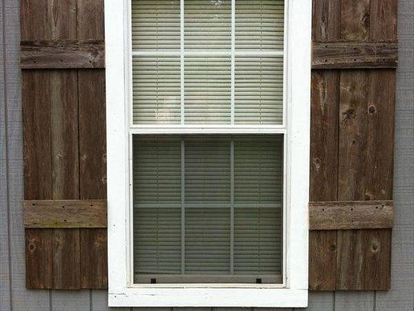 Diy Shutters Interior Exterior Pallet Furniture Plans