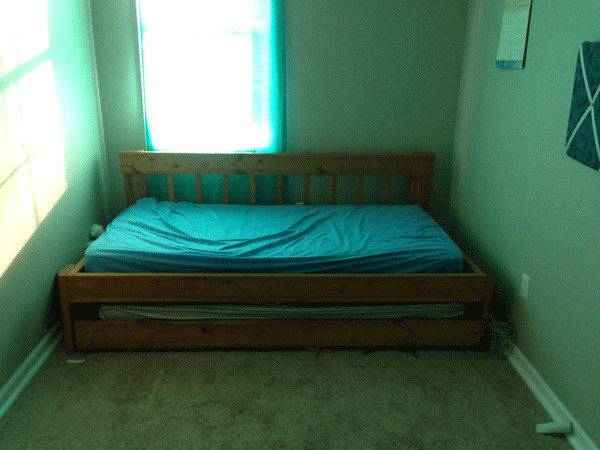 Diy Trundle Bed Design Handy Father