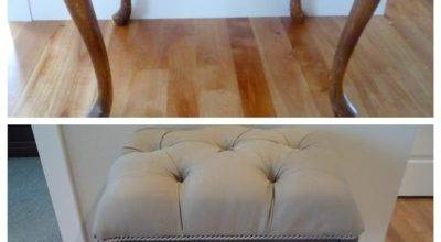 Diy Tufted Bench Wow House Homemy Home