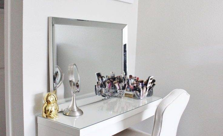 Diy Vanity Table Ikea Design Houseofphy