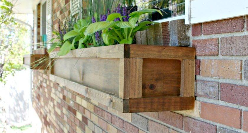 Diy Window Boxes Ace Giftcard Giveway