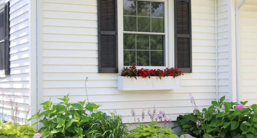 Diy Window Boxes Simply Chic