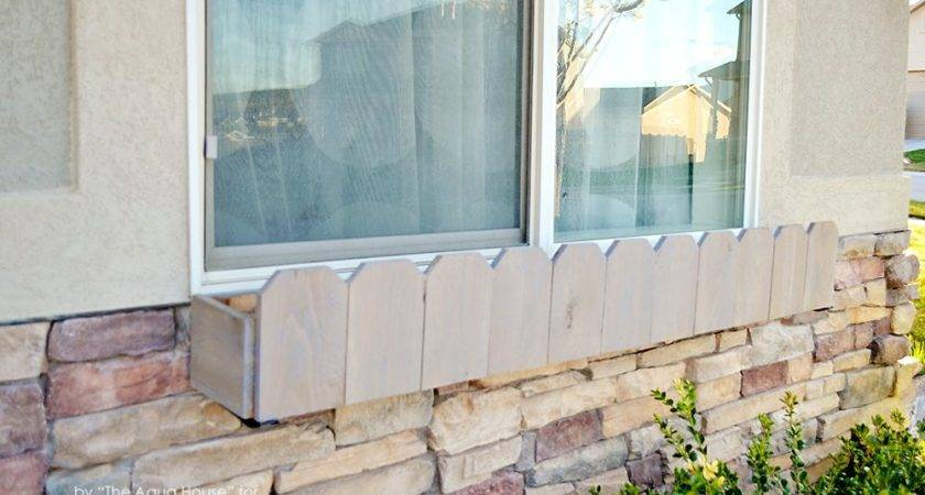 Diy Window Flower Boxes Make Love