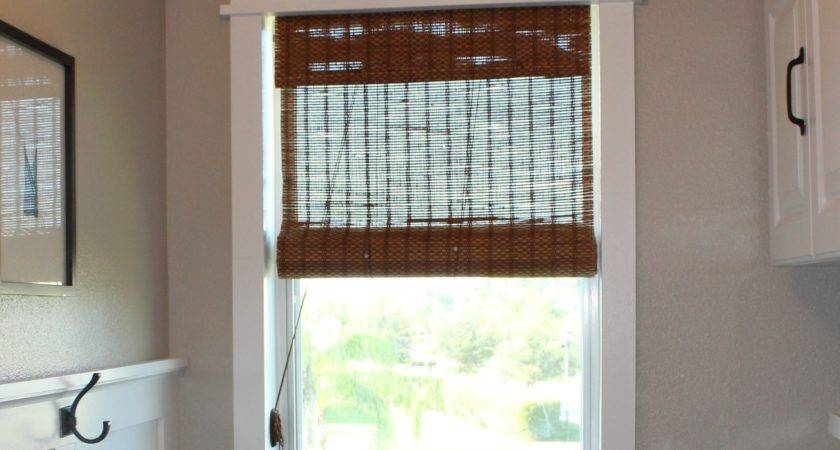 Diy Window Frame Frills Drills