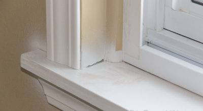 Diy Window Sill Trim Recent Project
