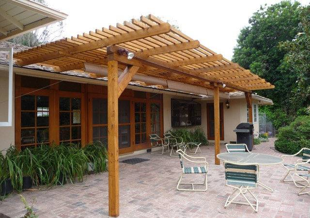 Diy Wood Patio Cover Kits Wooden Pdf Build Round Picnic