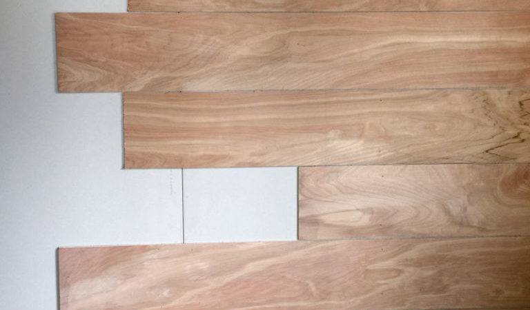 Diy Wood Planks Walls Step Tutorial
