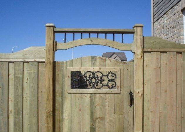 Diy Wooden Fence Gate Plans Make Quizzical Dhy