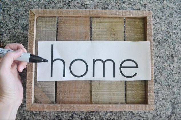 Diy Wooden Signs Hometalk