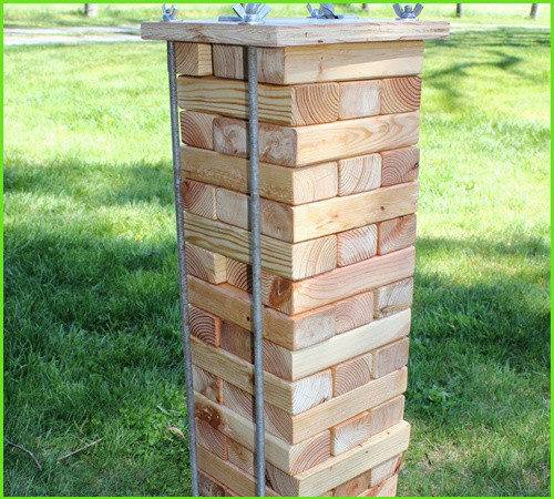 Diy Yard Games Try Summer Small Town