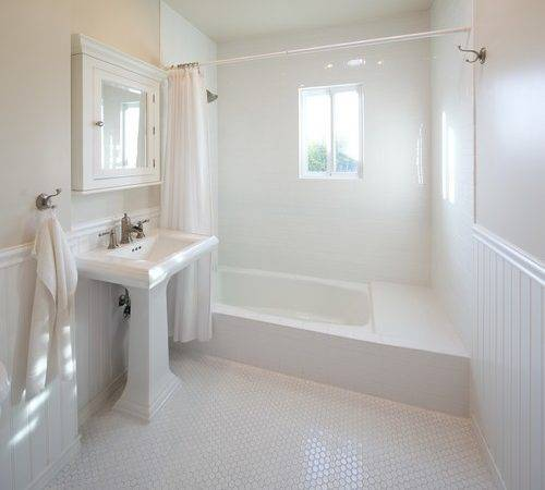 Does Beadboard Transition Into Tile