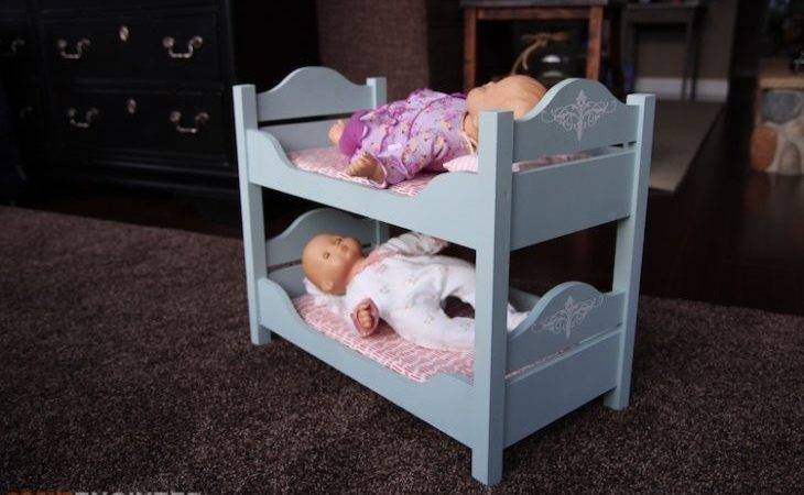 Doll Bunk Beds Rogue Engineer