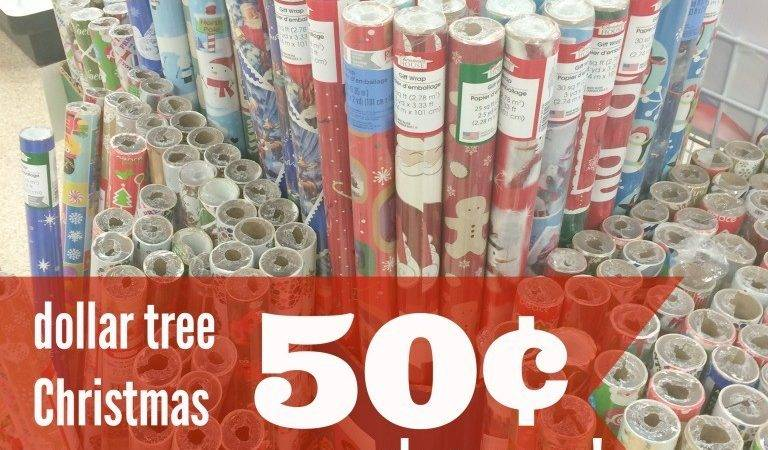 Dollar Tree Christmas Clearance Everything Just Each