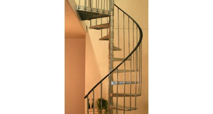 Dolle Spiral Staircase Kit American Hwy
