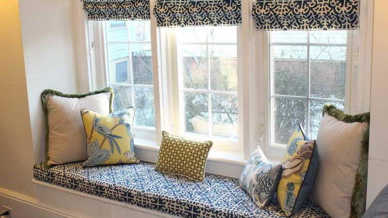 Door Windows Beautiful Window Seat Designs Ideas