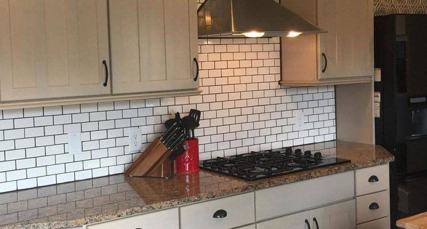 Dos Don First Time Diy Subway Tile