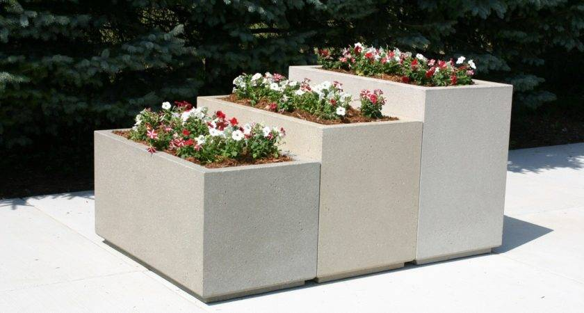 Doty Sons Concrete Products Inc Planters