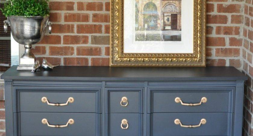 Dresser Transformed Amy Howard One Step Paint