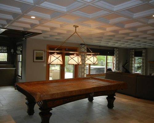 Drop Ceiling Ideas Remodel Decor