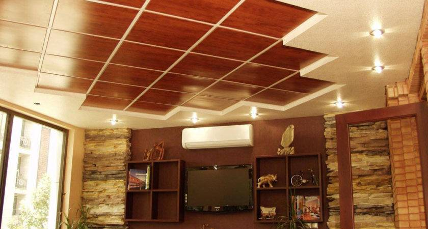 Drop Ceiling Tile Ideas Your