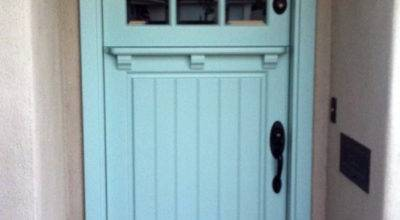 Dutch Door Exterior Doors