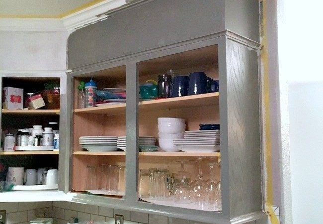 Easily Paint Kitchen Cabinets Love