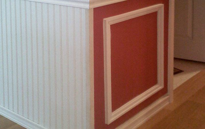 Easton Wainscoting Applique Handiwork Llc