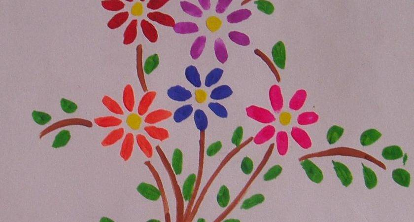 Easy Crafts Explore Your Creativity Simple Stroke Painting