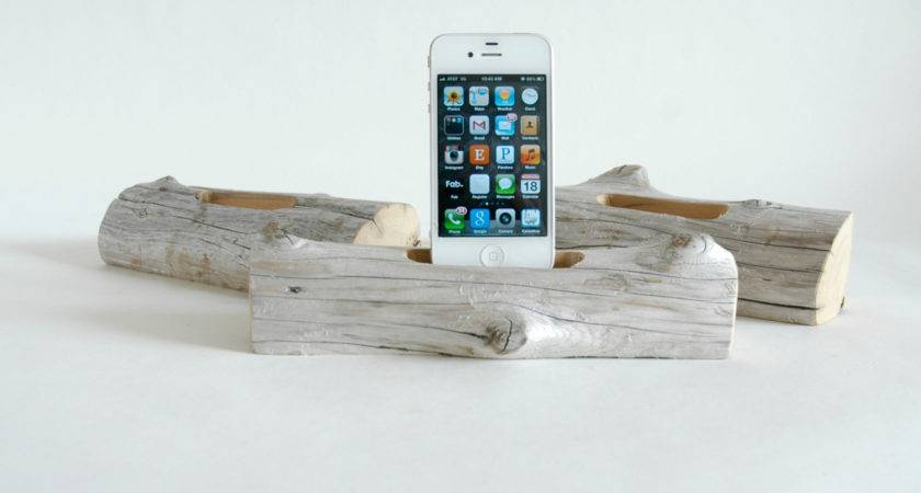 Easy Diy Driftwood Docking Stations Your Devices