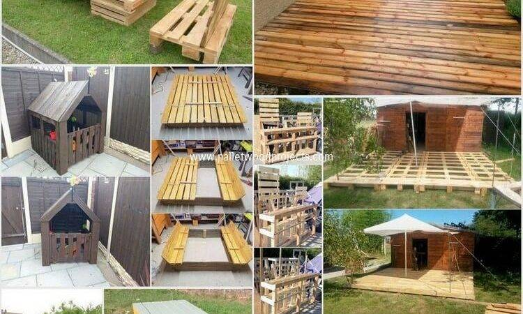 Easy Inexpensive Projects Wooden Pallet Reusing