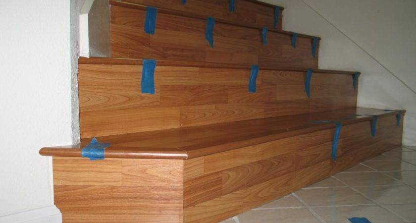 Easy Install Laminate Flooring Stairs Tips