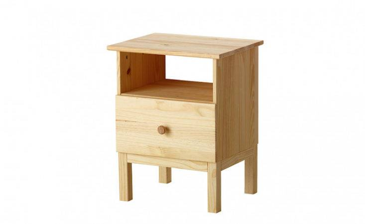 Easy Pieces Modern Wood Bedside Tables Remodelista