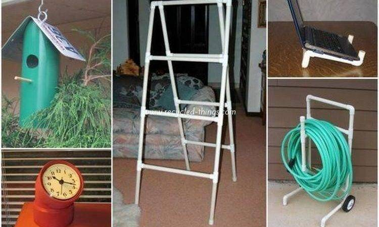 Easy Pvc Pipe Projects Anyone Can Make Recycled Things