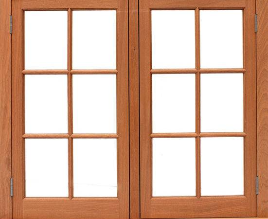 Easy Steps Refinish Your Wood Window Frames
