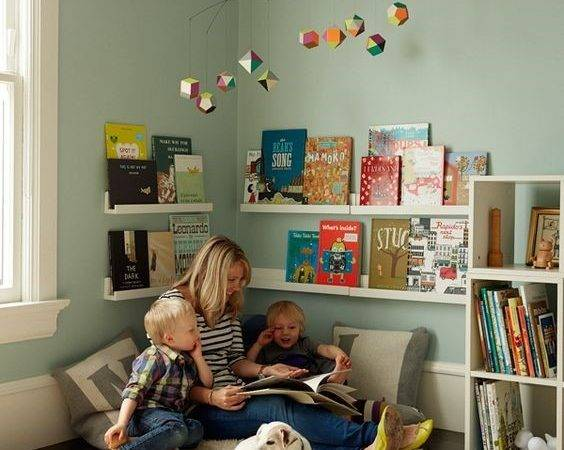 Easy Steps Your Very Own Reading Nook