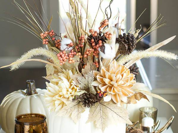 Easy Thanksgiving Centerpieces Your Holiday Table