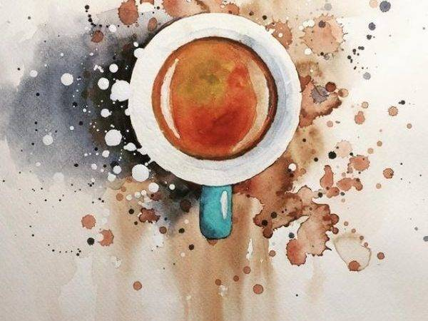 Easy Watercolor Painting Ideas Beginners Artwork
