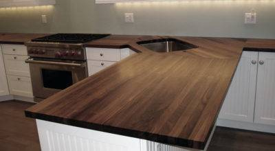 Edge Grain Wood Countertops Butcher Blocks Brooks Custom