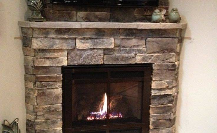 Electric Fireplace Stone Mantel Designs