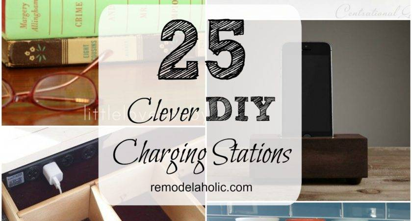 Elegant Decorative Charging Station All Love Our