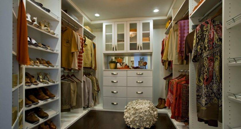 Elegant Trendy Bedroom Closet Desingns Home
