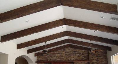 Elevate Your Ceilings Faux Wood Beams Carmellalvpr