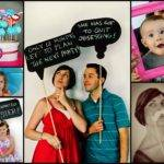 Elle Belle Creative One Year Old Flash Props