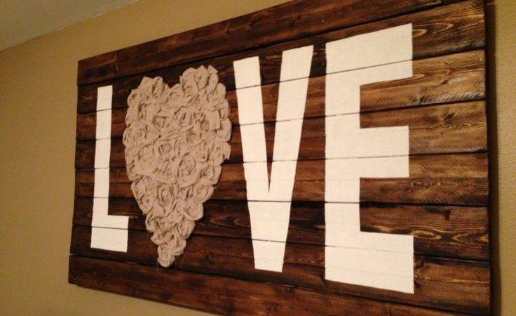 Enchanting Rustic Wall Art Decorating Design Add