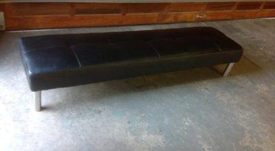 End Bed Bench King