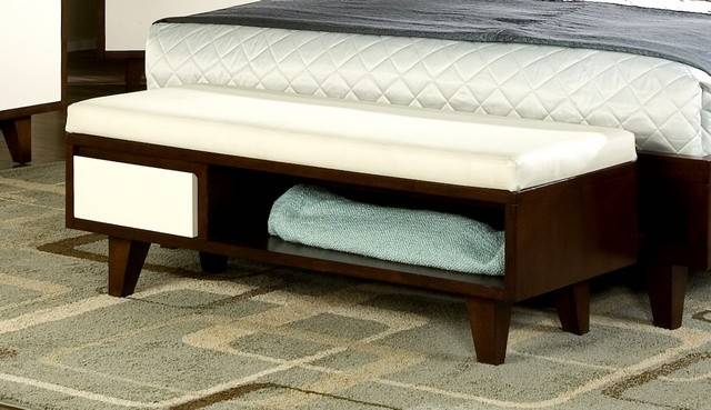 End Bed Bench Storage Ideas Advice Your Home